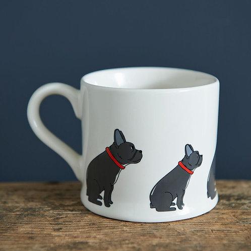 French Bulldog - Mischievous Mutts Mugs