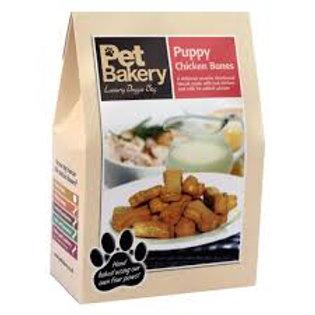 Pet Bakery Puppy Chicken Bones