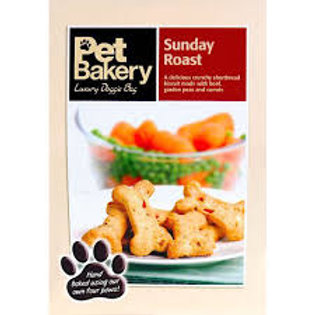 Pet Bakery Sunday Roast Dog biscuits