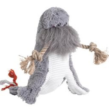 Walrus Plush and Rope toy