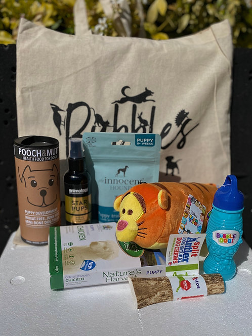 Luxury Puppy Gift Bag