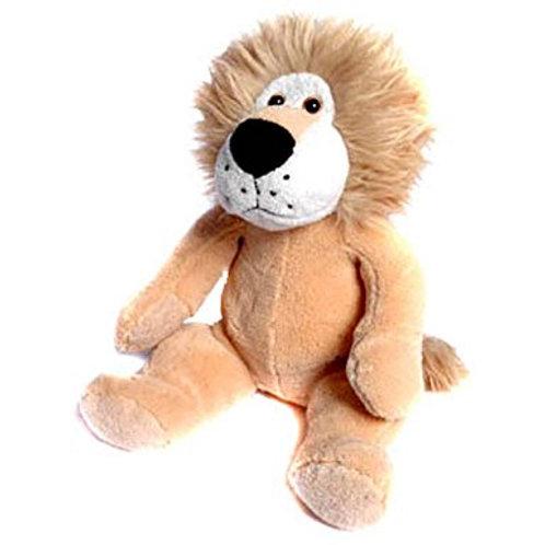 Mayfield Plush Lion Soft Dog Toy