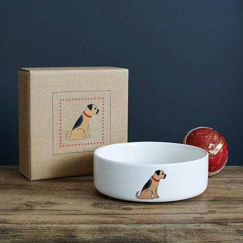 Border Terrier Dog bowl