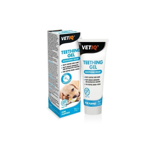 VETIQ TEETHING GEL 50g
