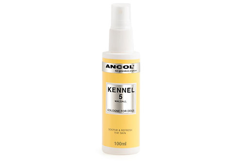 Ancol Dog Cologne Kennel 5 100ml