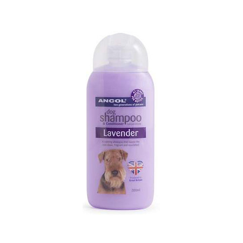 Ancol Lavender Calming Shampoo 200ml