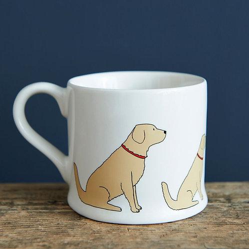 Golden Retriever - Mischievous Mutts Mugs