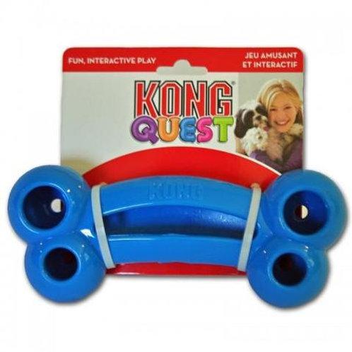 KONG Quest Bone Dog Toy Large