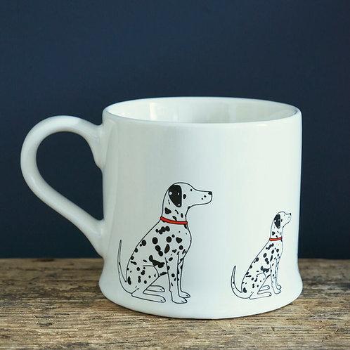 Dalmatian - Mischievous Mutts Mugs