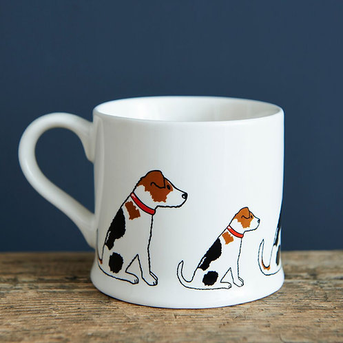 Jack Russell - Mischievous Mutts Mugs