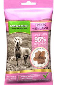 Natures Menu Dog Treats with Lamb and Chicken