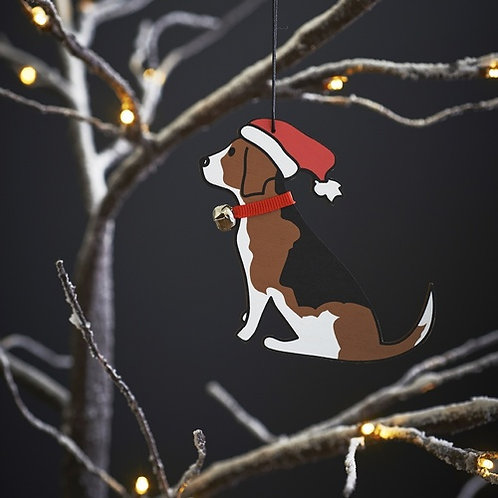 DOG CHRISTMAS TREE DECORATIONS by Sweet William