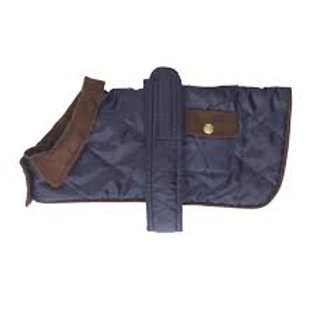 Waterproof Country Quilted Coat