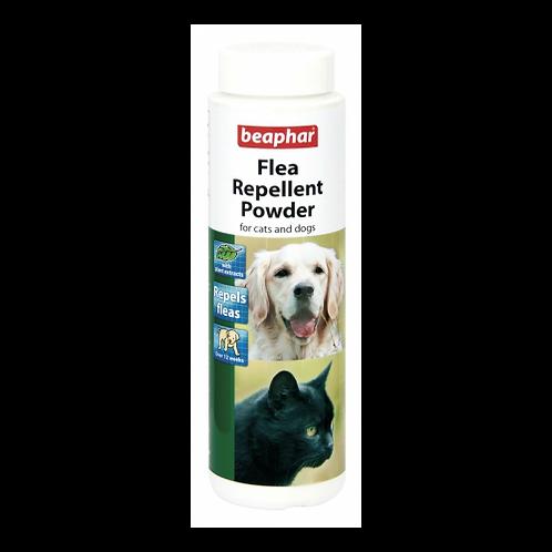 Beaphar Flea Repellent Powder For Dogs & Cats 30g