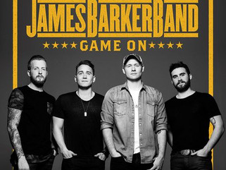 """Just Sayin'"" You Should Definitely Check out the New James Barker Band Album"