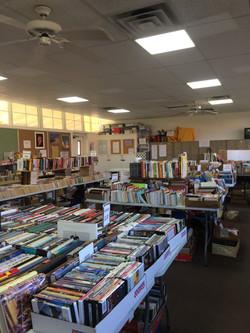 2018 Jun 19 - Rummage - Book Room - 4