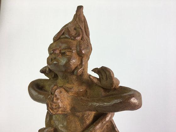 shimizu kosho bronze figure view-5