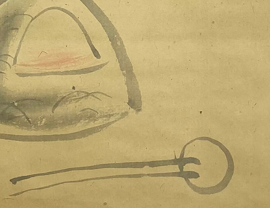 otagaki rengetsu painting poem