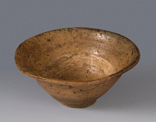 ceramic kintsugi tea bowl