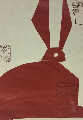 suda kokuta rabbit paper cut