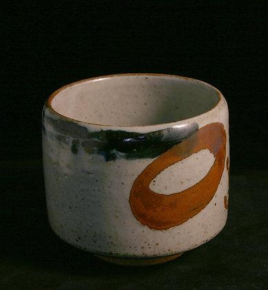 shimizu kosho chawan teabowl zen enso