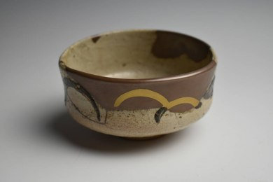 kintsugi tea bowl chawan