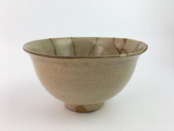 kintsugi hagi chawan teabowl view-2
