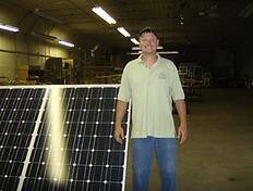 Tom Bigelow Logistics &Service CBS Solar