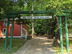 Tosebo arch