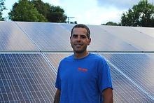 Sean Woodall Renewable Technician/Installers CBS Solar