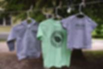infant youth shirts camp tosebo