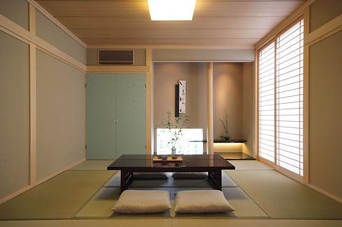 畳と床の間