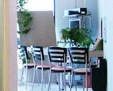 東浅川歯科診療所の待合室
