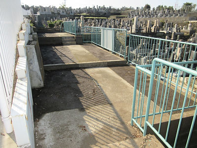 根岸共同墓地