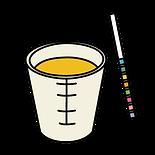 尿検査のアイコン