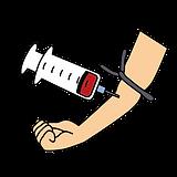 血液検査のアイコン