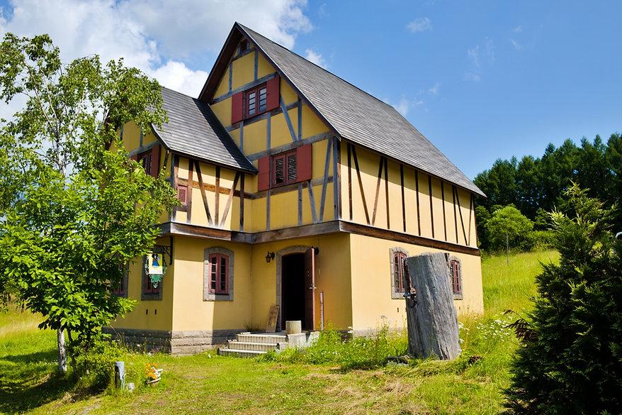 戸建ての家