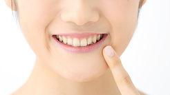 女性の歯並び