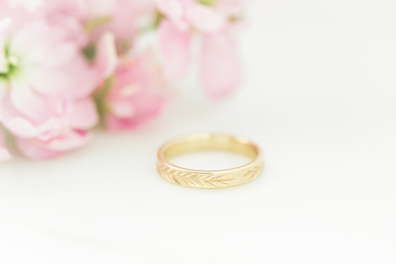 Harvest Halo Ring