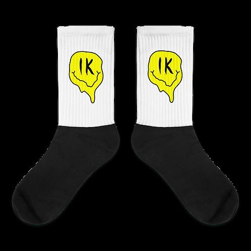 INIK Smiley Socks