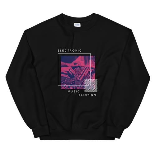 INIK EMP Black Sweatshirt