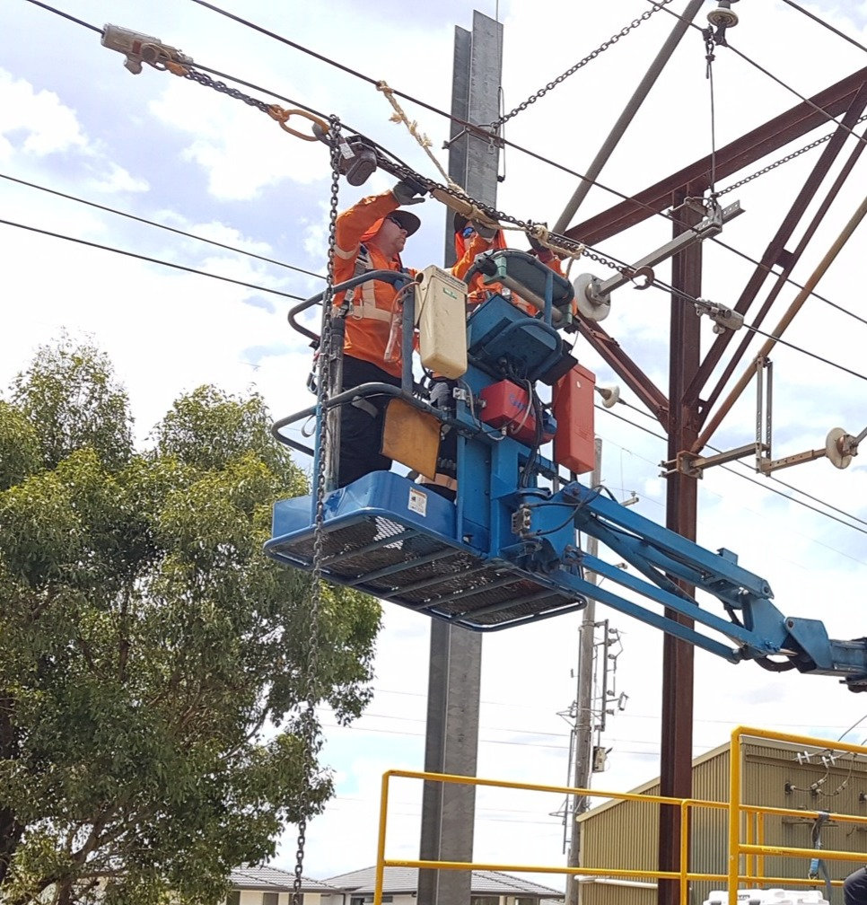 Electrical Linesmen OHW