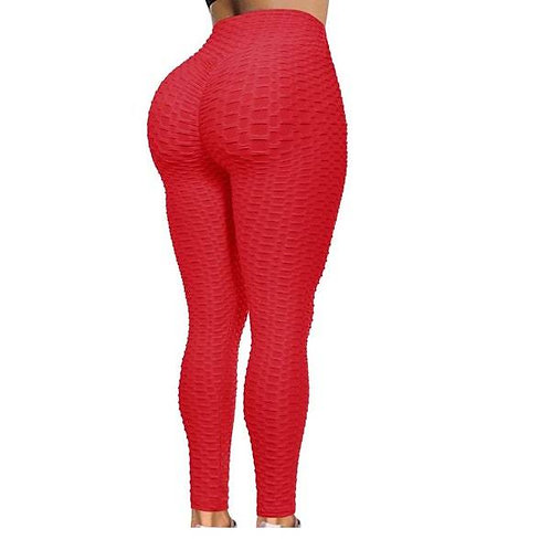Bentley Leggings - Red