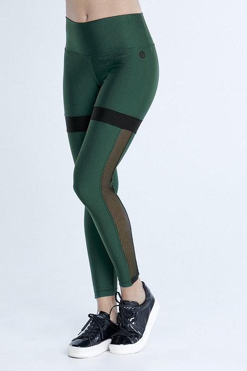 Green Trilobal Legging
