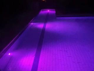 Iluminação subaquática