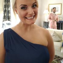 Bridesmaids make up