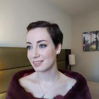 Bridesmaid's make up
