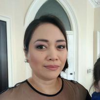 Wedding guest Make up