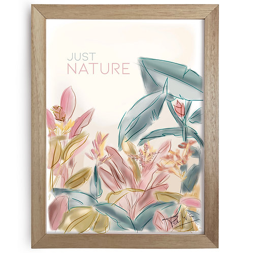 Cuadro Nature