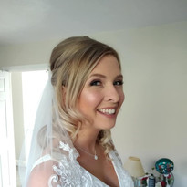 Lucy's Bridal make up